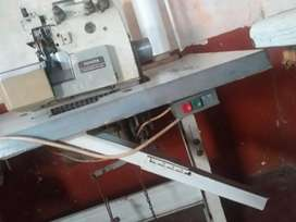 Over lock machine iss good condition