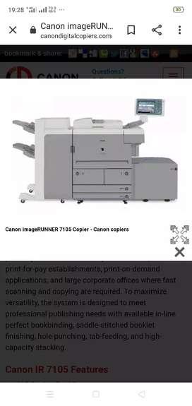 Photo copy oprater job