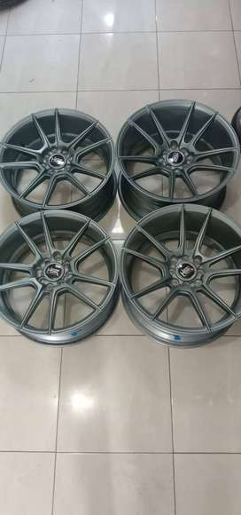 RACING HSR TYPE COCAH RING 17X75/9 HOLE8X100-114,3 SMG