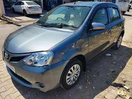 Toyota Etios Liva 2014-2016 G, 2015, Petrol
