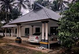 3BHK house 2100sft for sale in kattachira,nambukulangara.