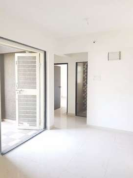 Ready to shift  1. 5 BHK  flat for sale in Porwal road Dhanori .