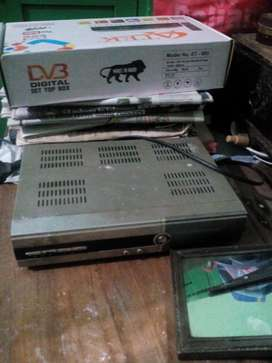 Sun direct set top box for sale  very good condition used for only 1yr