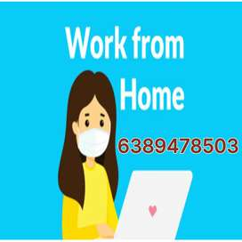 Weekly earning in data entry work