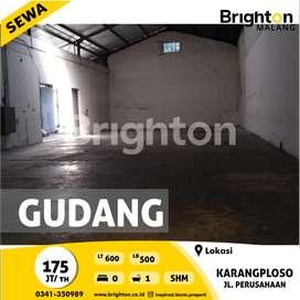 Gudang Malang   Warehouse FOR SALE INDONESIA   Gudang di KARANGPLOSO
