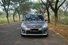 DP 8 juta,,  Suzuki Ertiga GX 1.4 AT 2013 Warna Abu-abu Metalik