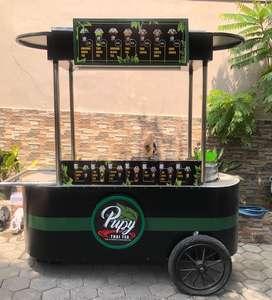 Stand Booth Thai Tea Solo Dijual