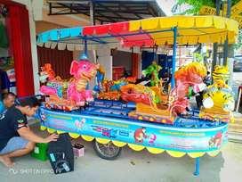 odong odong mobil bbc kereta panggung animal DCN