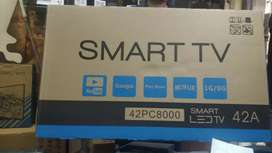 """40"""" Smart LED TV adroid with 3 years warranty"""