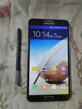 Samsung Galaxy Note 3 only in 7500