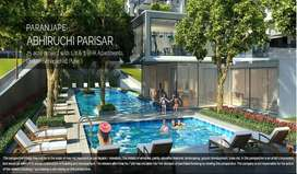 1, 2 and 3 BHK Apartments at Dhayari at Paranjape Abhiruchi Parisar