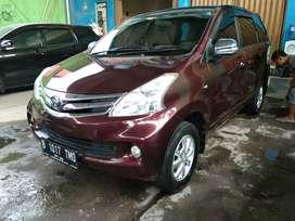 Toyota Avanza G 2013 Kredit Tdp 6 jt Full Orsinil Km Rendah Ex Dokter