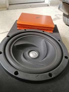 Subwoofer & Amplifier