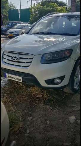 Hyundai Santa Fe 2 WD, 2010, Diesel