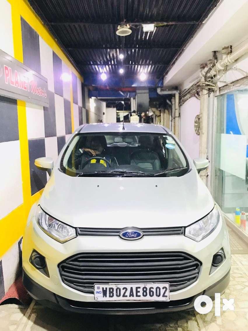 Ford Ecosport EcoSport Ambiente 1.5 TDCi, 2014, Diesel 0