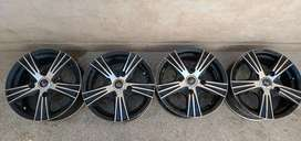 "Brand Alloy Rims 13"" for sell"