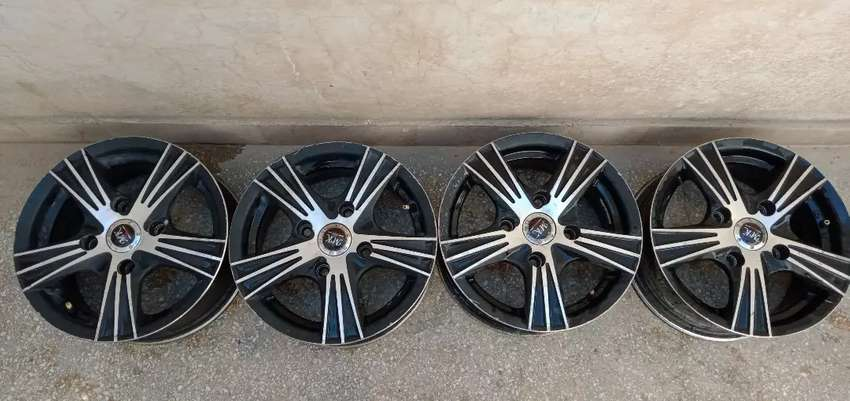 "Brand Alloy Rims 13"" for sell 0"