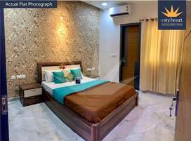 NEWLY BUILT UP 3 BHK FULLY FURNISHED FLAT IN MOHALI SECTOR 127
