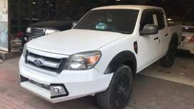 Ford Ranger 2.5 XLT Diesel 4x4 double cabin