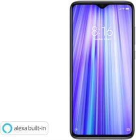 Redmi Note 8 Pro (Halo White, 6GB RAM, 128GB Storage)