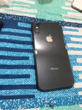 Iphone X 64 gb gray