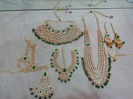 (cash on delivery) Bridal jewelry
