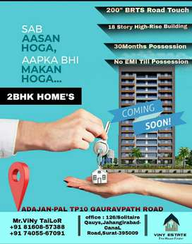 19th FLOOR HIGH RISE BUILDING -PRI-BOOKING STARTED ADAJAN - PAL tp10
