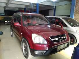 Honda CRV 2.0 manual tahun 2003