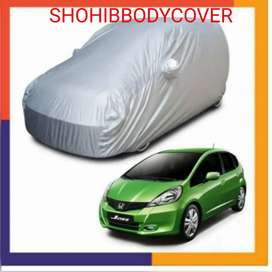 Bodycover mantel baju sarung selimut mobil all silver