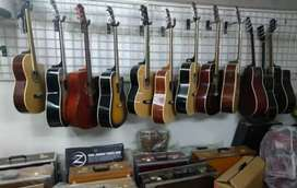Imported guitars