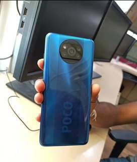 Poco x3 6gb 128 GB best gaming phone and camera