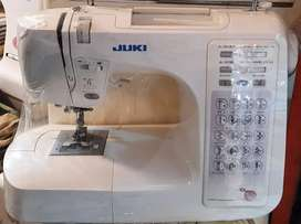 Juki 30 functions embroidery