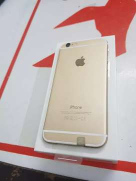 We are selling iPhone 6 64gb with bill 6month sellers warranty