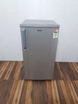 Haier single door 190ltrs 3star rating refrigerator with free delivery