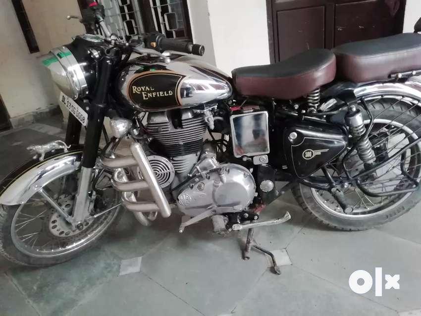 CLASSIC CHROME 500cc 0