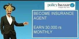 Policy bazaar insurance agent