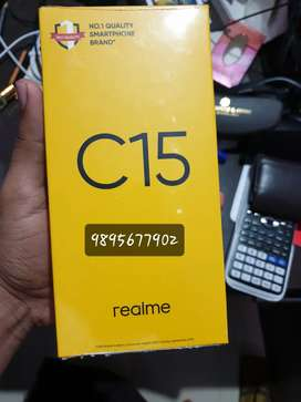 Realme c15 4/64