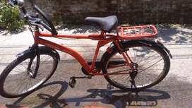 Selling my bicycle like new tires tubes all are New