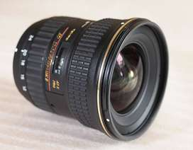 Lensa Tokina 12-24 F4 DX II AT-X Pro (for Nikon)