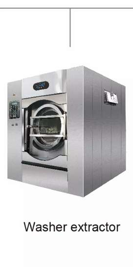 Washer extractor mesin cuci 30kg 50kg 100kg