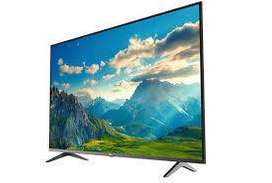 """CORNEA 50"""" Android 4K  LED TV with a warranty of 1+1 year"""