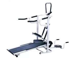 treadmill manual 5 fungsi G-251 treadmil alat fitnes