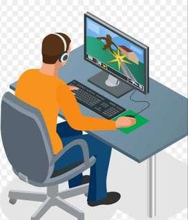 Operator Komputer grafis