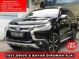 Mitsubishi Pajero Sport Dakar AT Thn 2016 TDP 79 jt Perfect Condition
