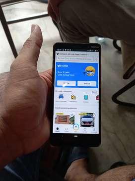 Nokia 7+ 64gb 4gb ram front camera 16mp rear camera 12mp+13mp battery