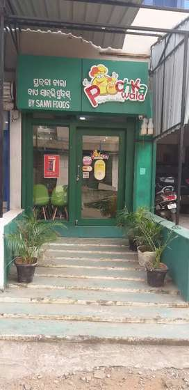 Poochkawala, by sanvi foods,A well running restaurant on sale
