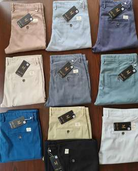 Casual pants available for wholesale