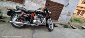 bullet was genuine h No Plate with lED light or  A to Z full modified