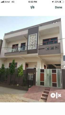 1 BHK seperate portion with balcony available in just 6000/-