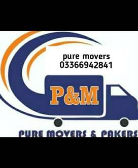 Pure movers and packers
